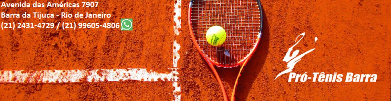 Pró-Tênis Barra – A Loja do tenista
